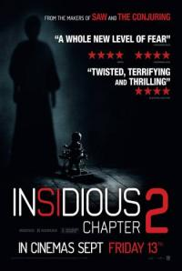 Insidious Chapter 2 Film Details CineBowl Uttoxeter