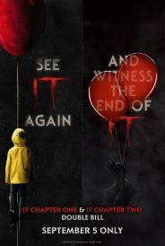 IT Chapter 1 & IT Chapter 2 Double Bill