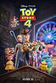 Toy Story 4 Kids Club